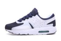 jade azul marino al por mayor-Edición especial Classic Zero QS para hombre Zapatillas de running Comfort Day White Rift Blue Hyper Jade Midnight Navy Zapatillas personalizadas con caja
