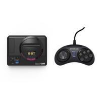 ретро игровые консоли оптовых-Геймпад контроллер 16 Bit Retroflag MEGAPICASE MD Retro Games Case Видео Consoles Классического USB Проводного для Raspberry Pi - A
