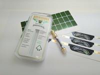 ingrosso etichette dell'ologramma-Cartuccia di olio d'ottone Knuckles con etichetta ologramma e adesivi sapore PK Connected Abracadabra Nap 510 penna di carrelli Vape