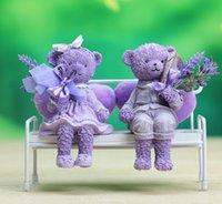 ingrosso miele di lavanda-regali edding artigianato creativo per la casa decorazione lavanda orso miele orso amore per accompagnare la decorazione all'ingrosso