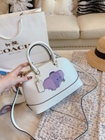 Wholesale use diaper resale online - Original Luxury Leopard bullskull Tote Bag With Top Handle Women Diaper Handbag Can Use For Shopping And Beach