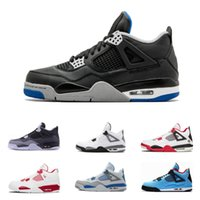 Wholesale tattoo coffee for sale - Group buy Best Quality s Basketball Shoes IV Bred Thunder Cactus Jack Men Cool Grey Alternate Tattoo Flight Nostalgia Designer Sport Sneakers