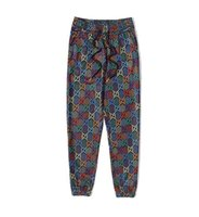 Wholesale man printed cloth style resale online - 2020 new fashion summer men s pants high end quality design designer fashion printed couple style high quality cloth