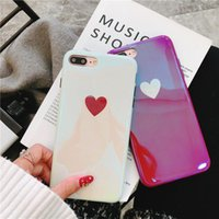 Wholesale i phone cases accessories resale online - Luxury Phone Case Blue Ray for Iphone X Xs MAX XR s Plus Cell Phone Cases Blue Ray Design I Phone X plus Cover Accessories