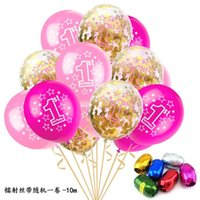 Wholesale Baby Boy 1st Birthday Party Decorations Buy Cheap Baby