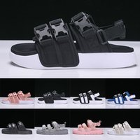 ingrosso stile roma stile-Più nuovo Leadcat YLM Moda Roma Stile Mens Womens Sandali di lusso Moda Ragazzi ragazze Peep Toe Pantofole sportive Wide Flat Slides infradito
