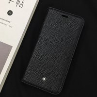 Wholesale cellphone x online – MB Mobile Case Cellphone protective PU leather case For iPhone Pro Max