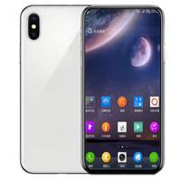 kamera video mini 4g großhandel-6,5 Zoll Goophone XS Max Quad Core MTK6580 1 Gramm 4 Gramm 3G Dual Sim zeigen gefälschte 4G LTE Handys Green Tag versiegelt