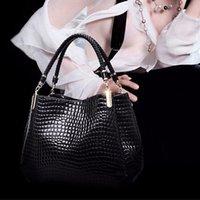 bolsas de couro grande hobo venda por atacado-Nova moda PU couro Grande Messenger Bag Ombro Hobo Bag Moda feminina Ladies Handbag Interior bolso com zíper