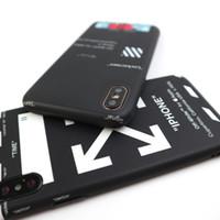 lindos casos de pareja para iphone al por mayor-Caja del teléfono para Funda iPhone x max xr 6 6 s Linda carta de dibujos animados Pareja suave TPU para Coque iPhone 7 8 Plus X XR XS Cubierta máxima