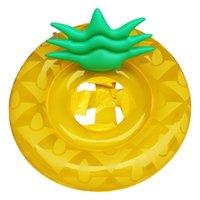 ingrosso gonfiabili diretta in fabbrica-Vendita diretta in fabbrica Nuovo anello per ananas per bambini Anello per ananas per neonati Anello per nuoto gonfiabile per neonati Galleggianti per bambini