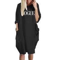 vintage fora dos ombros venda por atacado-Nova Moda T-Shirt para Mulheres Letras Imprimir Bolso Tops Harajuku T-Shirt Plus Size Gráfico Tees Mulheres Fora Do Ombro