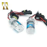 Wholesale h8 55w bulb resale online - 2pcs w H7 HID Xenon bulb Car Headlight Replacement Lamps k k k H8 H11 H1 D2S xenon Headlamp source V