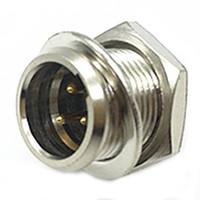 conector mini pino xlr venda por atacado-Conector de Microfone de Áudio XLR Masculino de 3 Pinos