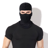 Wholesale winter mask for cycling for sale - Group buy Winter Windproof Ski Mask Cap Breathable Ourdoor Sports Cycling Face Mask Men Sunscreen Hood Hat Headwear For Skiing Cycling