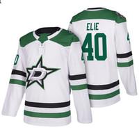 hockey jerseys оптовых-2019 2020 новых мужчин горячей продажи синий белый полиэстер Quick Dry хоккейные трикотажные изделия 003