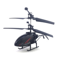 Wholesale electronics helicopters resale online - Children s Remote Control Helicopter Electronic Products Channel Plastic Material Puzzle Learning Outdoor Sports Toys F350