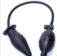 butt plugs expansível venda por atacado-Inflável Butt Plug Expansível Brinquedo Do Sexo Anal Massageador Anal Plugues Masturbação Adulto Produtos Do Sexo para mulheres