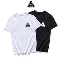 camisetas de palacio al por mayor-SS Palaces Camiseta para hombre Nuevo diseñador Letras impresas de alta calidad Camisetas Sudadera de lujo High Street Hip Hop Camiseta para mujer Camisa casual para hombre