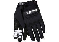 eldiven koruyucusu toptan satış-Sup Yarış Eldiven Siyah Kış Eldiven Motorlu Sking El Koruyucu Egzersiz Eldiven Yepyeni