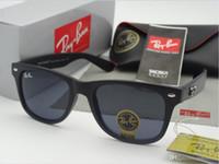158862a2c3068 2018 Top Quality Vintage Óculos De Sol Das Mulheres Dos Homens RAY Marca  Cat Eye Sun Glasses Bandas BAIN Espelho BEN Gafas de sol Lentes BANS com  casos