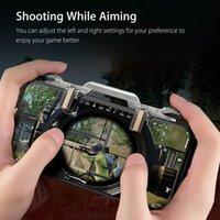 controlador integrado al por mayor-G2K PUBG Teléfono móvil Game Trigger Game Controller Diseño integrado Operación flexible con botón sensible