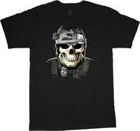 exército de usmc venda por atacado-Grande t-shirt dos homens do Exército DOS EUA Fuzileiros navais t USMC plus size alto 4X 5X 6X 7X 10X Legal Tops Dos Homens Curto, 2018 Mais Novo Dos Homens, Engraçado Top Tee
