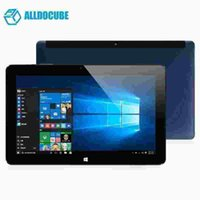 quad hdmi tablets allwinner venda por atacado-10.6 polegadas 1920 * 1080 ALLDOCUBE iwork11 Stylus Tablet PC Windows 10 Intel Atom x5-Z8300 Quad Core 4GB 64GB Rom HDMI