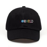 ingrosso vendita calda del ricamo-Mens Cappelli vendita calda ultimo modo protezione del ricamo Lettere regolabile baseball del cotone ricopre il trasporto libero Streetwears