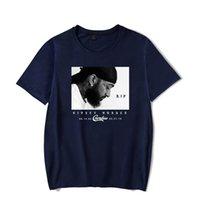 neu gedruckte t-shirts großhandel-Neue Sommer Nipsey Hussle T-Shirt Männer Streetwear Mode Sommer 3D Rapper Nipsey Hussle Print Kurzarm T-Shirts Männer Kleidung Hip Hop