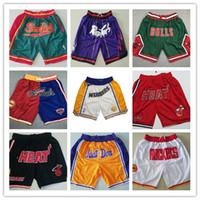 spor giyim pantolon toptan satış-Hareket Rüzgar Michigan Şort Çizgili Netw Basketbol Şort Hafif nefes Spor Casual Pantolon Wolverines Şort Wear