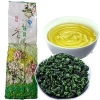 ingrosso anxi tie guan yin-Vendite calde 250g Premium Oolong Tè cinese Anxi Tie Guan Yin Tè verde Tieguanyin Oolong Nuovo tè primaverile Alimento verde Alimento sano
