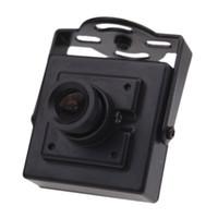 Wholesale mini home cctv camera resale online - Mini HD TVL quot CMOS NTSC mm MTV Board Lens Mini CCTV Security Video FPV Color Camera