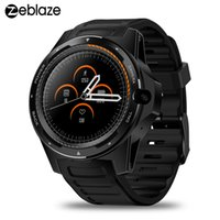 Wholesale 2gb watch online – New Flagship Zeblaze THOR Dual System Hybrid Smartwatch quot AOMLED Screen px GB GB MP Front Camera Smart watch