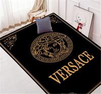 3 schlafzimmer großhandel-Europäischer und amerikanischer Teppich 3D realistischer stereoskopischer Effekt New Medusa Carpet Parlour Bedroom Rubber Carpet