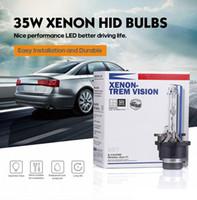xenon far h11 hidrolik ampul toptan satış-D1S D2S D3S D4S HID Ampul HID xenon far D1 D2 D3 D1R D2R D3R D4R far ışığı Sis Lambası 4300 K 6000 K 8000 K