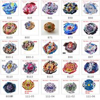 Wholesale fight toy resale online - Explosive gyroscope Hot Style D Burst Toys Arena Metal Fighting Gyro Fusion God Spinning Top Bey Blade Blades Toy C32