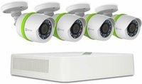 Wholesale system cameras resale online - EZVIZ p TVI Surveillance System Channels Cameras TB HDD REFURBISHED