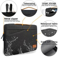 Wholesale macbook pro cover 15 inch for sale - Group buy Waterproof Laptop Notebook quot quot Handbag Sleeve Case Cover Bag Notebook Briefcase Bag For Mac MacBook Air Pro