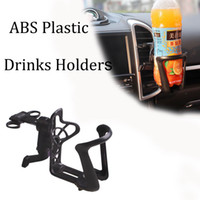 Wholesale plastic car vents for sale - Group buy Universal ABS Plastic Drinks Holders Of Car Cup Holder For Automobiles Stretch In Car Air Vent Cup Holders for Bottles