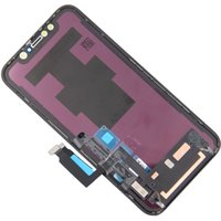 ingrosso pannello oled-Per iPhone X LCD touch screen XS No Assemblea Pannello di Dead Pixel OLED per iPhone XS Max XR Display LCD di ricambio Pezzo di ricambio