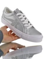 лучшее качество обуви цена оптовых-GOLF le FLEUR x One Star Ox кроссовки, мужчины женщины Лучшее качество модная повседневная обувь, мужская хорошая цена в интернет-магазинах тренировочных кроссовок