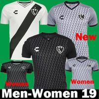 5f52ea816a8 Free DHL ship 2019 2020 Netflix Club de Cuervos Charly Black Soccer Jerseys  19 20 Mexico Liga Mx Club Cuervos Home Women Football Shirts