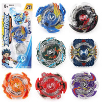 Wholesale 8 Stlyes Beyblade Burst New Spinning Top Beyblade And Original Box Metal Plastic Fusion D Gift Toys For Kids