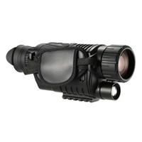 gece görüşü infrared monoküler toptan satış-WG540 5X40 Dijital Gece Görüş Monoküler 200 M Aralığı Avcılık Kızılötesi Gece Görüş Optik 5MP Monoküler Cihazı