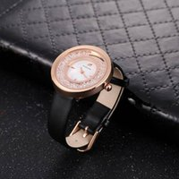 a36c770ed Wholesale swarovski crystal pins resale online - Fashion brand Swarovski  women s watches trend crystal dial
