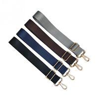 черный длинный ремень плечо сумки оптовых-120CM Adjustable Replacement Shoulder Bag Strap Detachable Belt for Men Messenger Bags Black Long Straps Bag Accessories