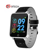 androide preise großhandel-SYYTECH Neupreis X9 Wasserdichte Smart Watch Bluetooth Herzfrequenz Schlaf Monitor Sport Schrittzähler Smart Armband