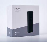 vaporisateur pax achat en gros de-Meilleure vente de la nouvelle version du vaporisateur d'herbes PAX 3, 3500 mAh, comprenant le pack de maintenance, un câble de chargement USB et des couvercles de four