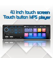 Wholesale usb tv receiver hd for sale - Group buy 1 din Car Radio RDS Media MP5 Player Bluetooth Din Autoradio quot HD Touch Screen FM Receiver USB Audio Stereo car dvd